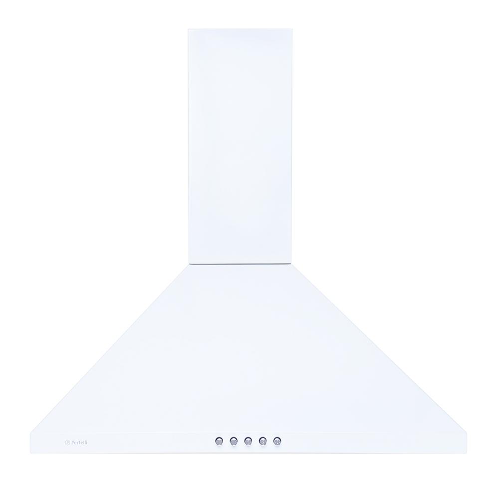 Вытяжка купольная Perfelli K 6442 W LED