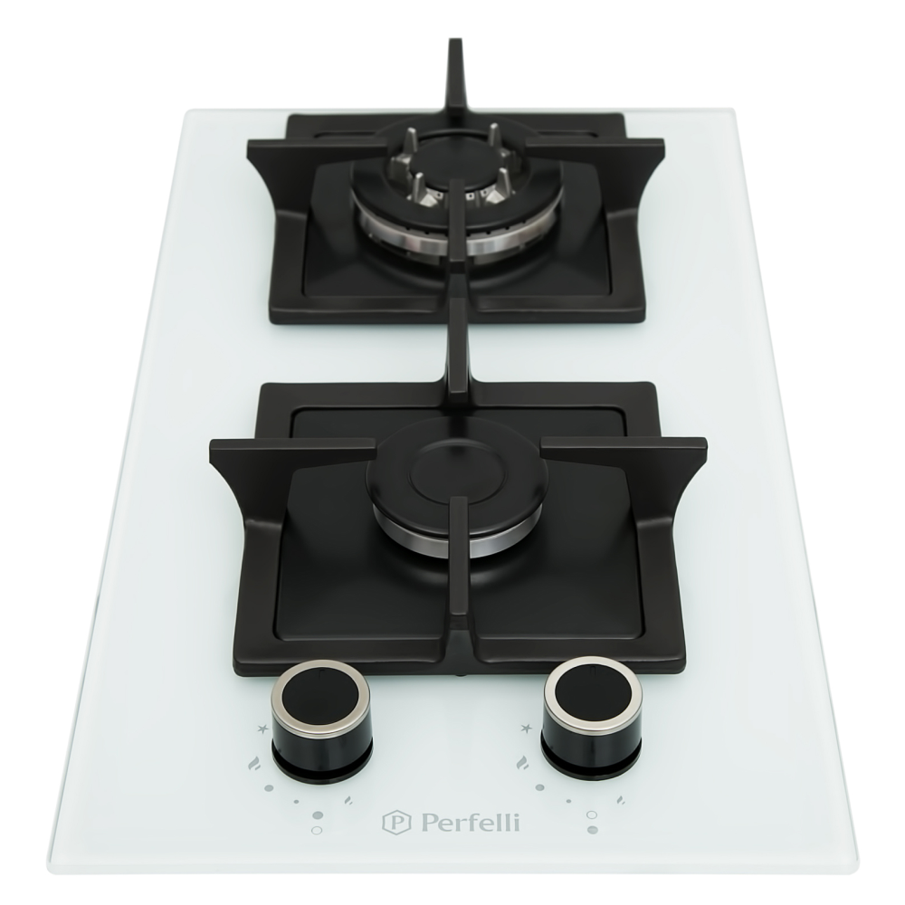 Gas Surface On Glass Perfelli HGG 31683 WH