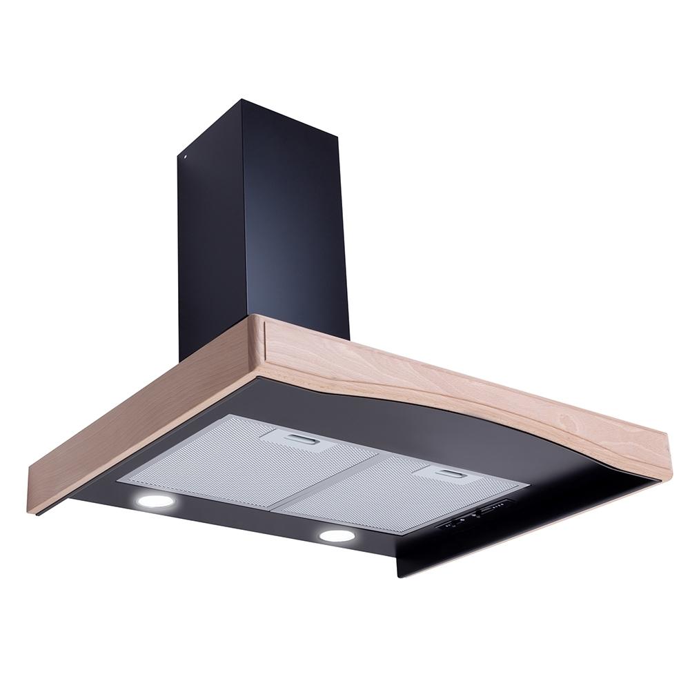 Dome hood Perfelli K 6122 BL Wood LED