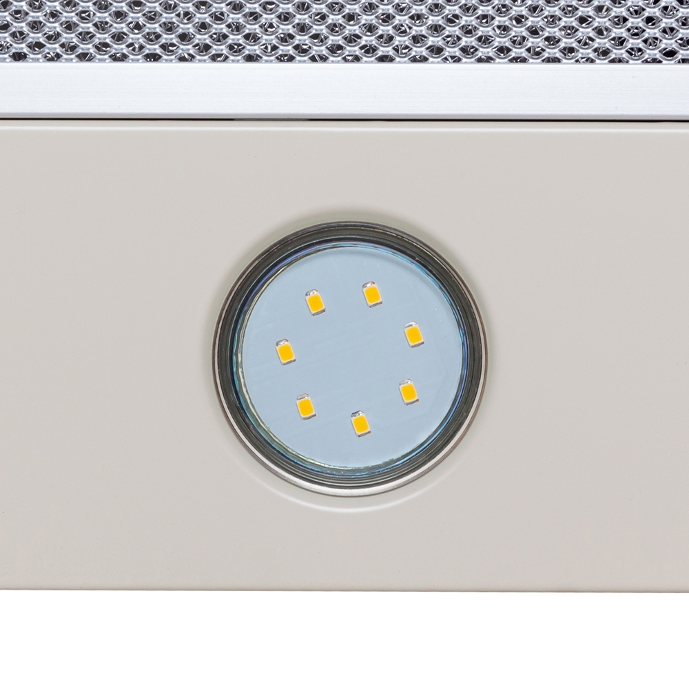 Вытяжка купольная Perfelli K 6122 IV Wood LED