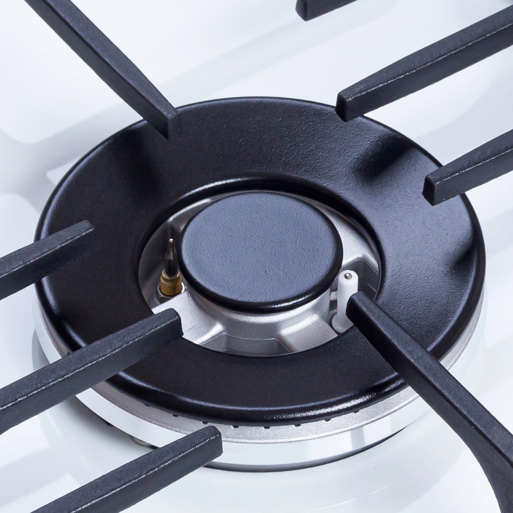 Gas Surface On Metal Perfelli HGM 61694 WH