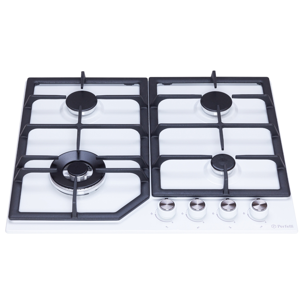 Gas Surface On Metal Perfelli HGM 61624 WH