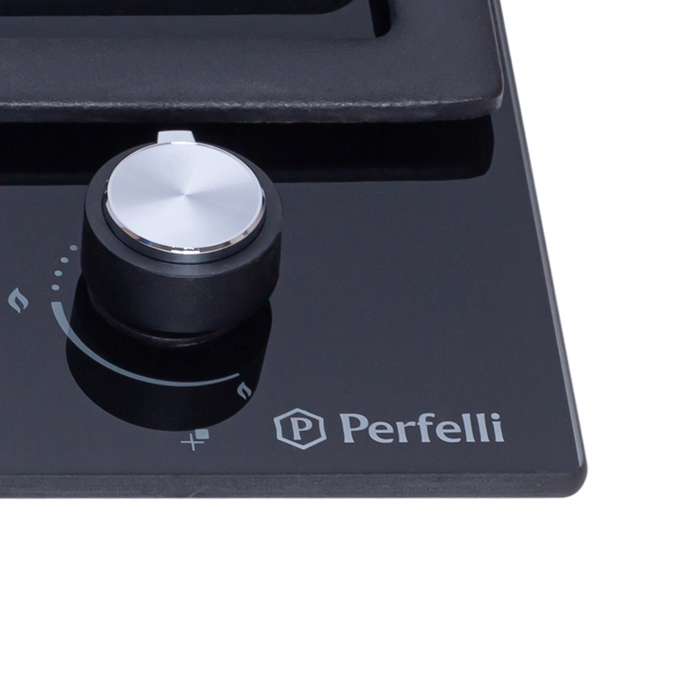 Gas Surface On a glass Perfelli HGG 61624 BL